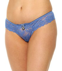 colaless azul yvette femme plus size