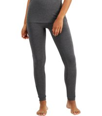 alfani super soft modal leggings, created for macy's
