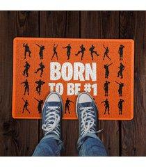 capacho born to be first laranja 0,40x0,60m - beek