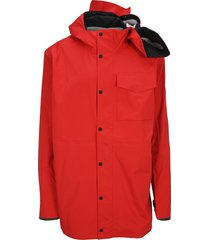 y/project nanaimo rain jacket