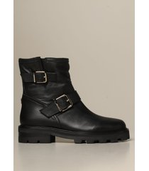 jimmy choo flat booties youth 2 jimmy choo leather boots