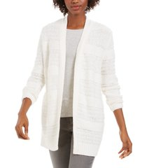style & co boucle cardigan, created for macy's