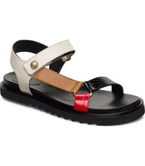 sandals 4192 shoes summer shoes flat sandals multi/mönstrad billi bi