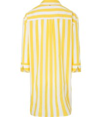 lange blouse van 100% katoen met 3/4-mouwen van day.like multicolour