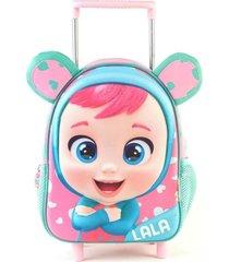 mochila celeste cry babies
