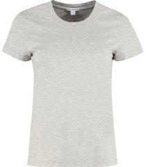 james perse cotton crew-neck t-shirt