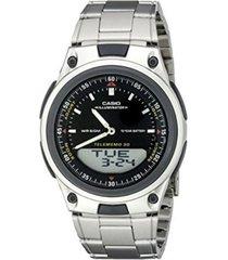aw-80d-1av reloj analogo y digital para hombre
