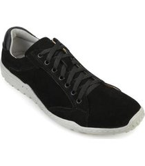 sapatênis alex shoes by franca way masculino 1502 preto - masculino