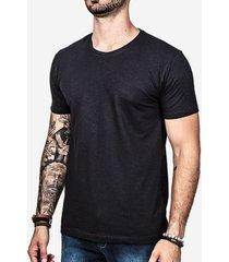 camiseta hermoso compadre meia malha masculina - masculino