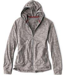 performance full-zip hoodie