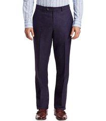 collection wool, silk & linen pants