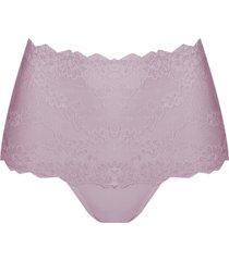 calcinha darling calça top control rosa