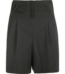 red valentino bow detail shorts