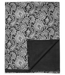 jos. a. bank paisley silk scarf