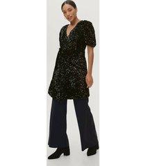 omlottklänning yassequella 2/4 wrap dress