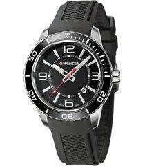 reloj  wenger roadster 01.0851.117 hombre