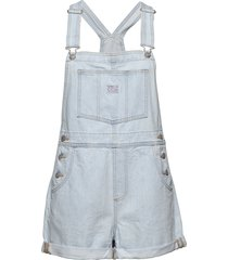 vintage shortall caught nappin jumpsuit blå levi´s women