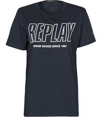 t-shirt korte mouw replay m3395-2660