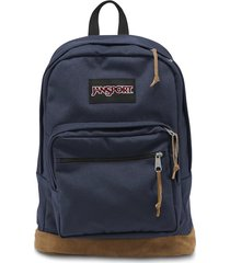 morral jansport right pack - azul oscuro