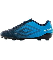 botin azul umbro cpo fifty 3