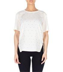 blouse twin set blusa