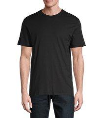 saks fifth avenue men's solid regular-fit t-shirt - cascade - size xxl