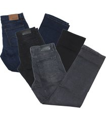 nwt urban star men's relaxed fit straight leg jeans