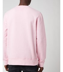 polo ralph lauren men's the cabin fleece sweatshirt - carmel pink - xxl