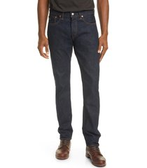men's rrl slim fit selvedge jeans