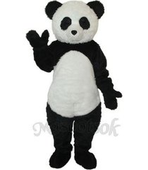 panda plush adult mascot  costume halloween x'mas birthday party dress very good