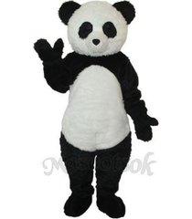 panda plush adult mascot  costume halloween x'mas birthday party dress very good