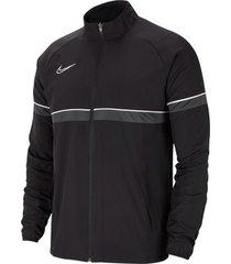 trainingsjack nike academy21 woven track jacket