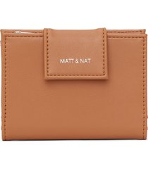 matt & nat cruisesm small wallet, maple