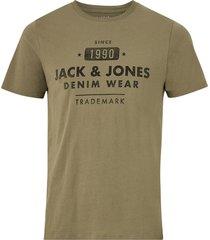 t-shirt jjejeans tee ss crew neck
