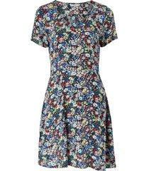 klänning onleva s/s short dress wvn