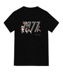 camiseta 1977 o fim do jejum masculino