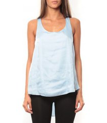 top vero moda tokio s/l top it 10108950 bleu
