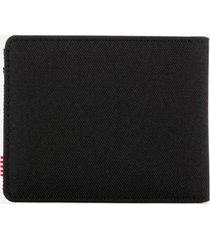 herschel supply co. men's roy bifold wallet - black