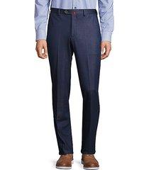 collection cotton knit dress pants