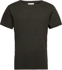 austin loose fit t-shirt t-shirts short-sleeved grön les deux