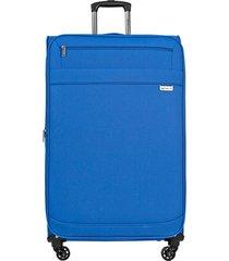 maleta mediana naples azul 25