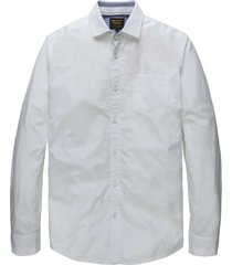ls shirt pm fil a fil bright white