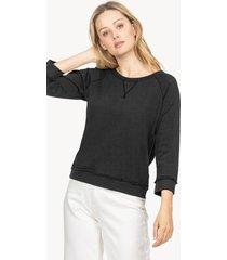 lilla p 3/4 sleeve sweatshirt