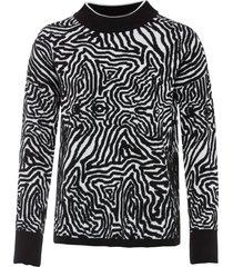 maglione con lurex (nero) - bodyflirt boutique