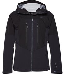 pallas warm hybrid m jacket outerwear sport jackets svart halti