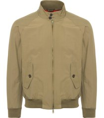 baracuta g9 original harrington jacket | tan | brcps-710