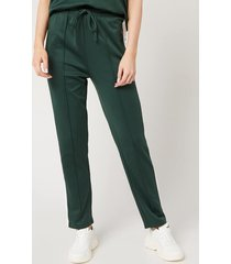 the upside women's electric ny pants - green - l