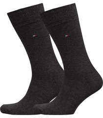 socks 2-pairs underwear socks regular socks svart tommy hilfiger