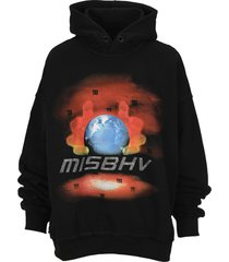 misbhv globe crystals hoodie