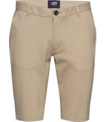ponte shorts shorts chinos shorts beige denim project